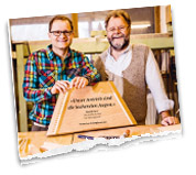AllgäuStrom Magazin Heimatstark – Unser Antrieb sind die lachenden Augen